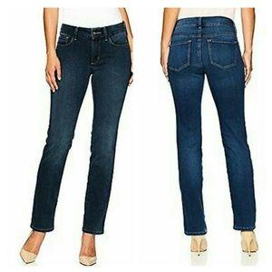 NYDJ Marilyn Straight Jeans Size 6 Petite